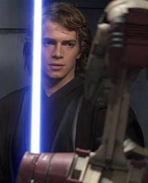 Hayden Christensen mit der Macht der dunklen Seite?
