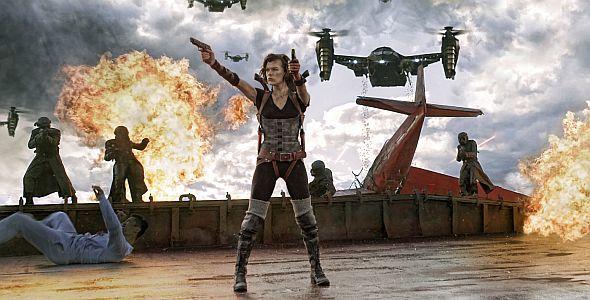 Resident Evil: Retribution 3D