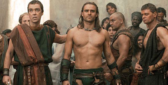 Spartacus - Gods of the Arena