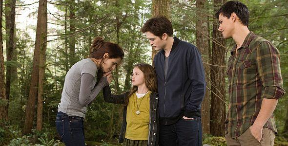 Die Twilight Saga: Breaking Dawn - Bis(s) zum Ende der Nacht (Teil 2)