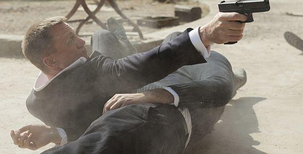 James Bond 007: Skyfall (Quer) 2012