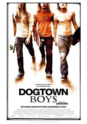 Filmplakat zu Dogtown Boys