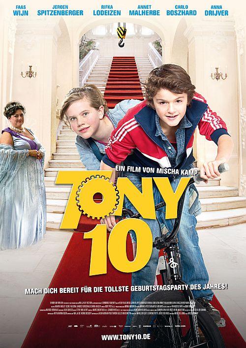 Filmplakat zu Tony 10