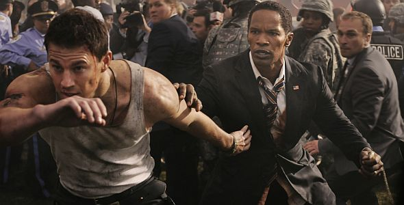 White House Down (quer) 2013