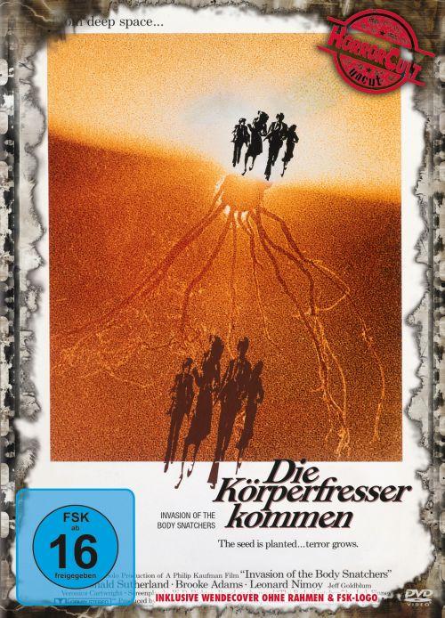 Die Körperfresser kommen (Horror Cult Uncut), Invasion of the Body Snatchers (DVD) 1978