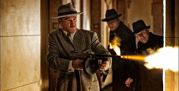 Gangster Squad (quer) 2012