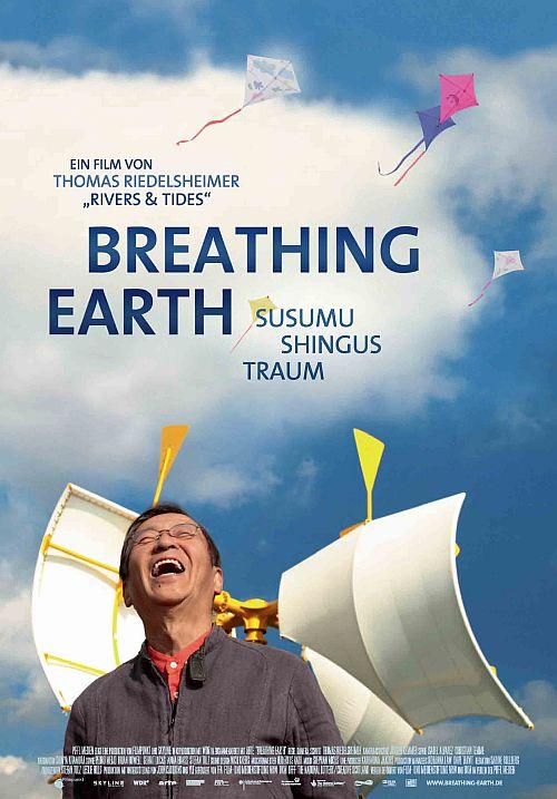 Filmplakat zu Breathing Earth - Susumu Shingus Traum