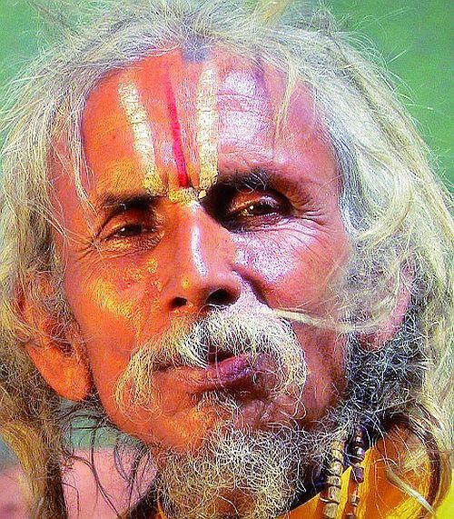 Filmplakat zu Rasa Yatra - Eine spirituelle Reise ins Herz Indiens