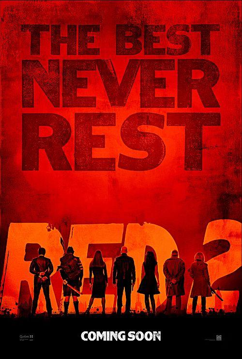 Filmplakat zu R.E.D. 2