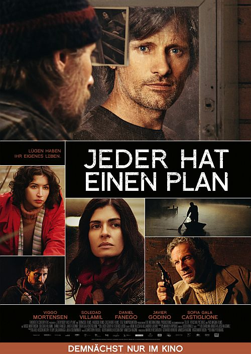 Filmplakat zu Jeder hat einen Plan