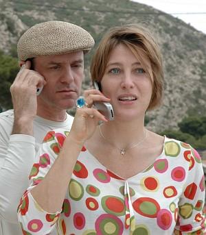 Auch im Urlaub Zeit für saftigen Sex: Valeria Bruni-Tedeschi und Jacques Bonaffé