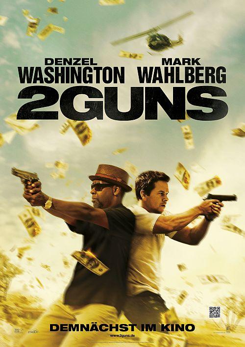 2 Guns (Kino) Teaser 2013