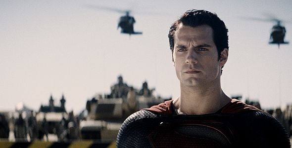 Superman: Man of Steel 3D