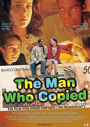 Filmplakat zu The Man Who Copied