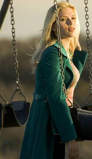 Jung, sinnlich, offen für viele Rollen: Scarlett Johansson