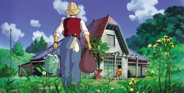 Mein Nachbar Totoro (quer) 1998