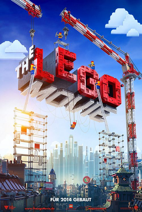 Filmplakat zu The Lego Movie 3D