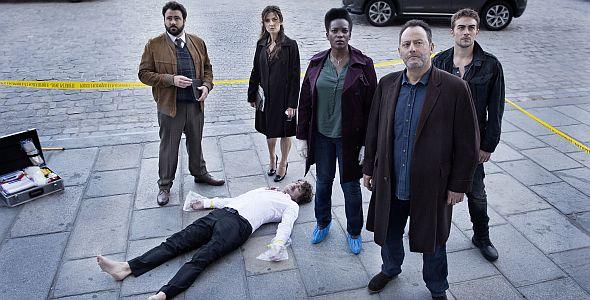 The Cop - Crime Scene Paris - 1. Staffel (quer) 2012