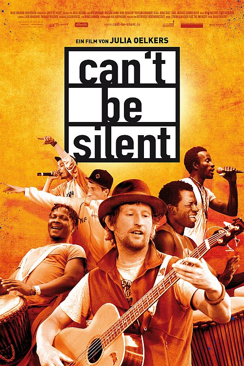 Filmplakat zu Can't Be Silent