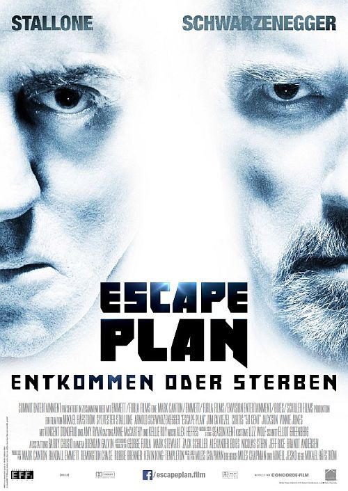Filmplakat zu Escape Plan - Flieh oder Stirb!