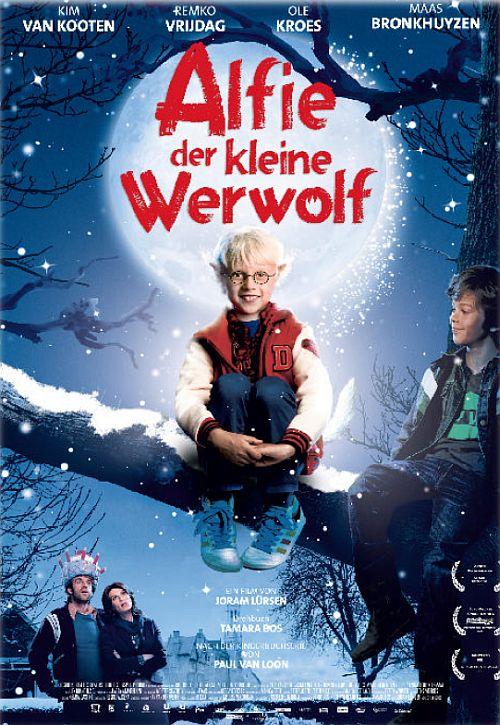 Filmplakat zu Alfie, der kleine Werwolf