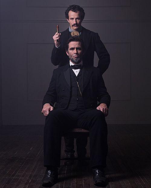 Filmplakat zu Tom Hanks: Die Lincoln-Verschwörung