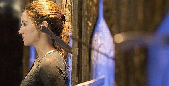 Die Bestimmung - Divergent (quer) 2013