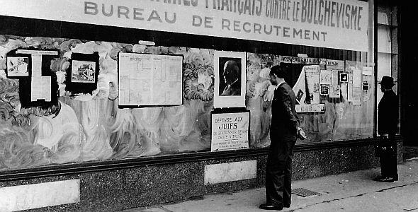 Das Haus nebenan - Chronik einer französischen Stadt im Kriege