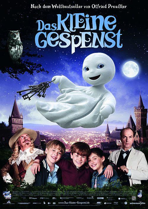 Filmplakat zu Das kleine Gespenst