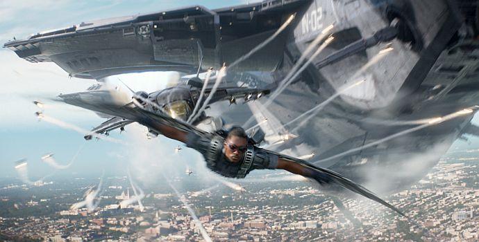 Captain America 2 - The Return of the First Avenger 3D