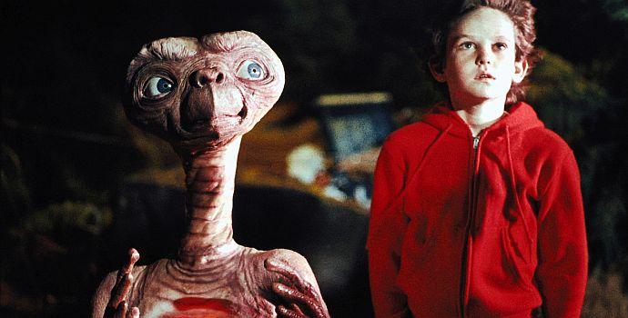 E.T. - Der Ausserirdische (E.T. The Extra-Terrestrial, 1982)