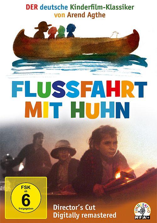 Flussfahrt mit Huhn - Director's Cut (DVD) 1983