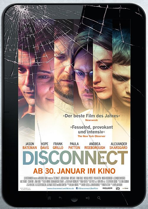 Filmplakat zu Disconnect
