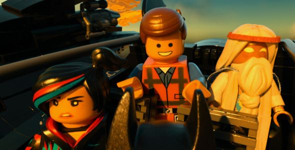 The Lego Movie 3D (quer) 2014