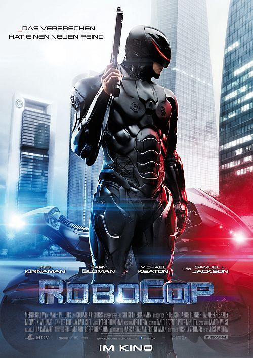 Filmplakat zu RoboCop