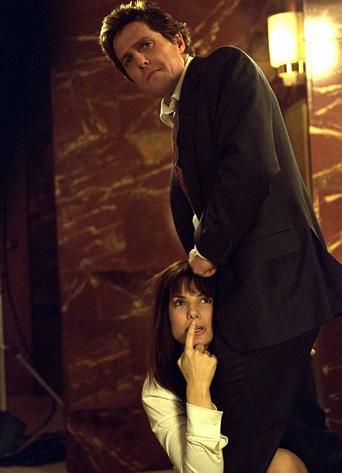 """Ist Hugh Grant wirklich """"Ein Chef zum Verlieben""""? Hier ist Sandra Bullocks Antwort..."""