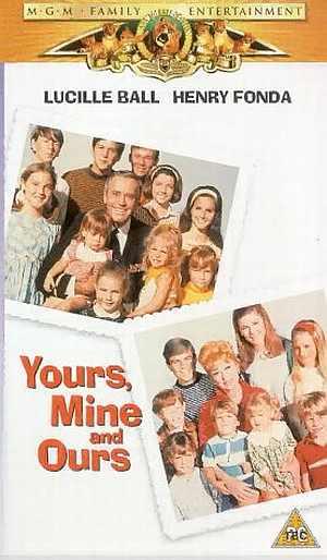 Deine, meine, unsere (VHS)