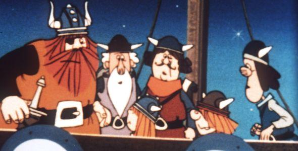 Wickie und die starken Männer - Das Original aus 1973