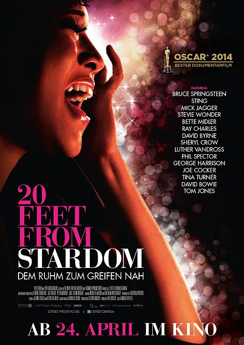 20 Feet from Stardom (Kino) 2013