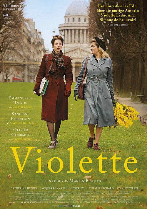 Filmplakat zu Violette