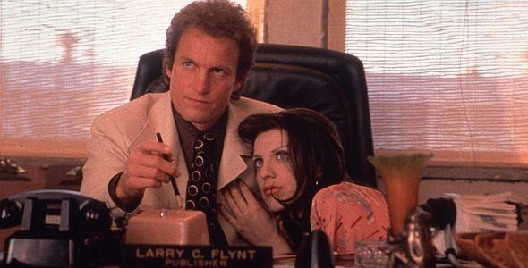 Larry Flynt - Die nackte Wahrheit (quer) 1996