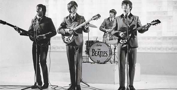 Die Beatles - Yeah! Yeah! Yeah!