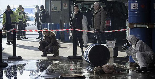 Die Brücke - Transit in den Tod - Staffel 2 (quer) 2011