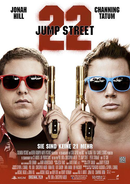Filmplakat zu 22 Jump Street