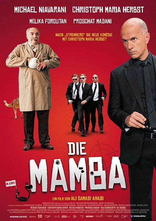 Filmplakat zu Die Mamba