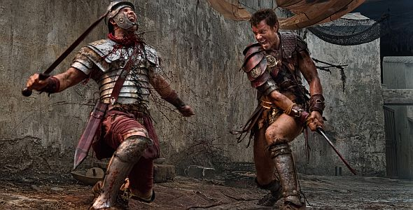 Spartacus -  War of the Damned (Spartacus: Blood and Sand)