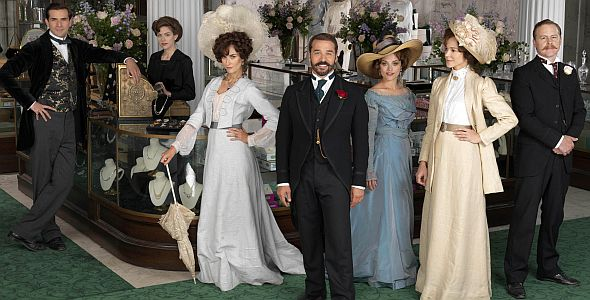 Mr. Selfridge (Staffel 1)