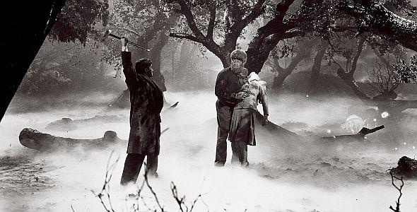 Der Wolfsmensch (The Wolf Man)