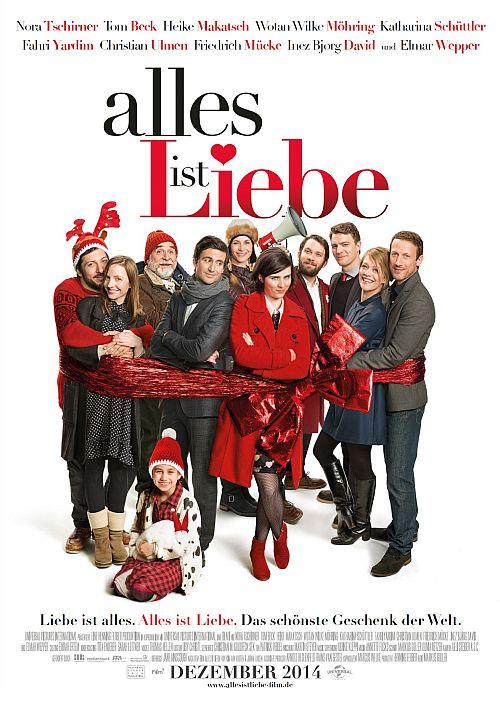 Alles ist Liebe (Kino) 2014