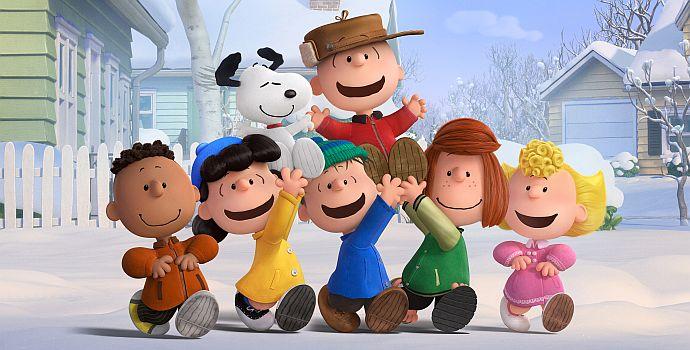 Die Peanuts - Der Film 3D, Snoopy And Charlie Brown: The Peanuts (querG) 2014